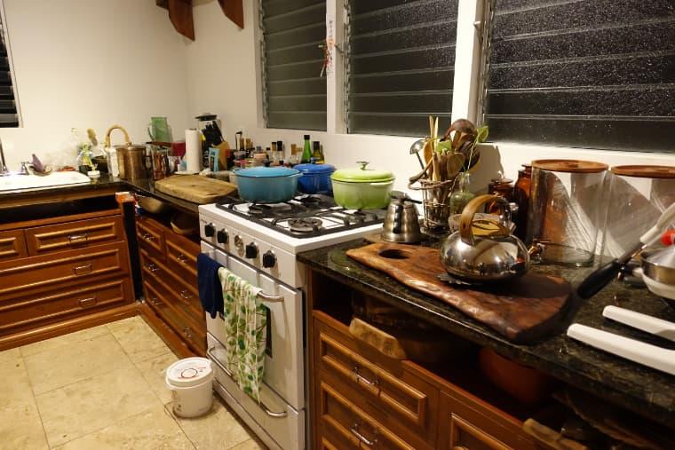 ケイコフォレストのお家のキッチンは利用してOK