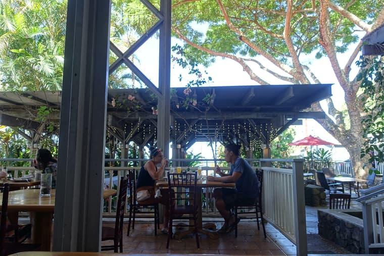 ホルアロアガーデン&カフェ
